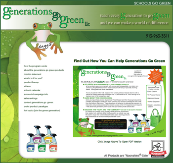 Generations Go Green